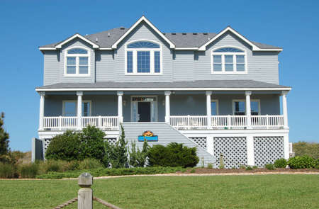 Beach House in the Outer Banks of North Carolina