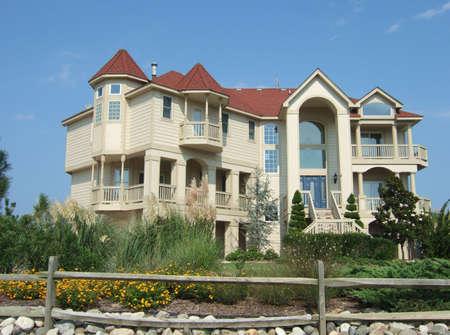 Elegant Beach House