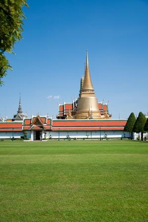 temple pra kaew Stock Photo - 11749109