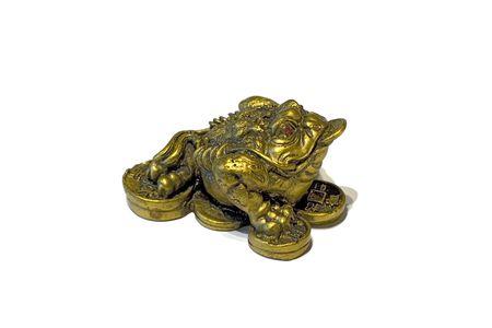China frog