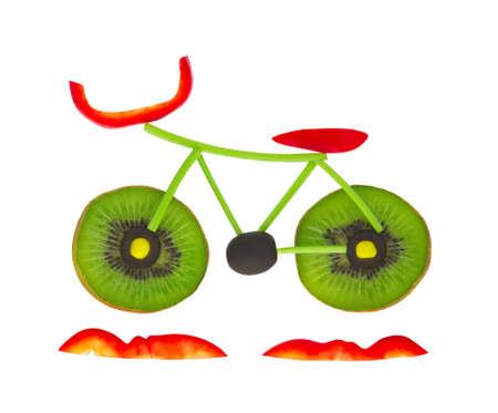 Healthy meal from vitamin vegetables 版權商用圖片
