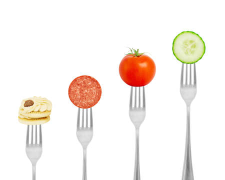 Healthy food for weight reduction