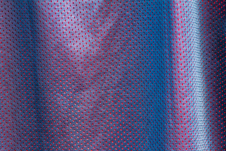 The texture of the blue silk as background.