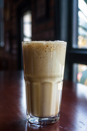 Nitro cold brew coffee Become a blend of people who like to drink beer and coffee.