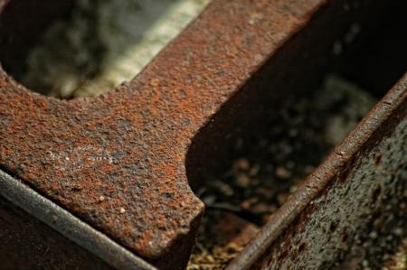 corrosion: Corrosion Stock Photo