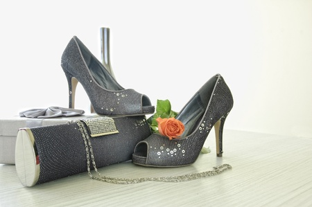 women shoes photo