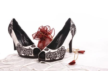 shoes Archivio Fotografico