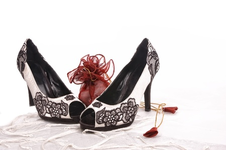 shoes Standard-Bild
