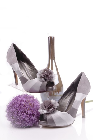 high heels woman: shoes Stock Photo