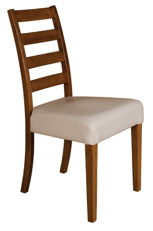 wooden chair photo