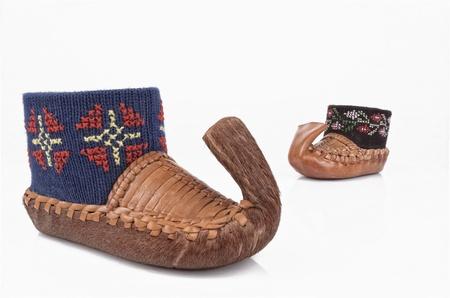 traditional serbian footwear