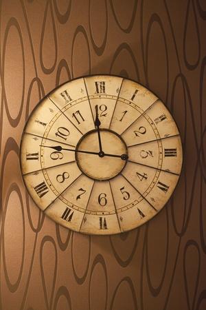 wall clock photo