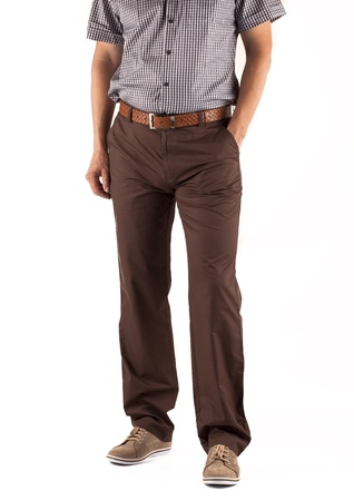 man in trousers photo