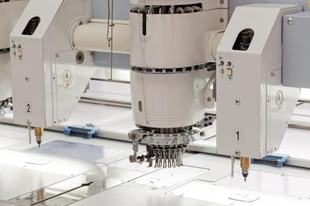 Stickmaschine