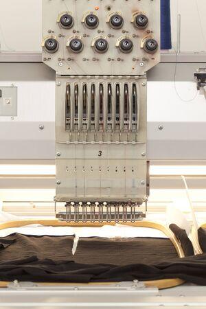embroidery machine photo