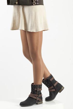 women legs in boots  photo
