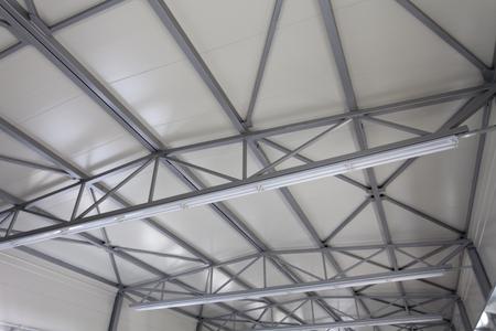 roof steel construction indoor photo