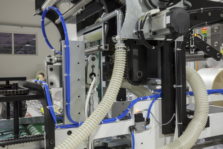 prepress: part of printing machines for roll papaer