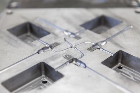 Metalowe narzędzie do formowania wyrobów gumowych