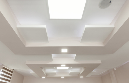 ceiling: modern ceiling lights, graphic background
