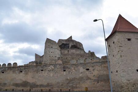 arhitecture: Rupea Castle