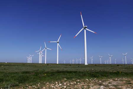 energia eolica: Generadores E�licos, Bulgaria Kaliakra