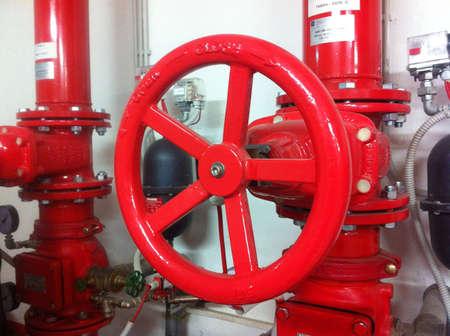 industrieel: Brandbestrijdingssysteem