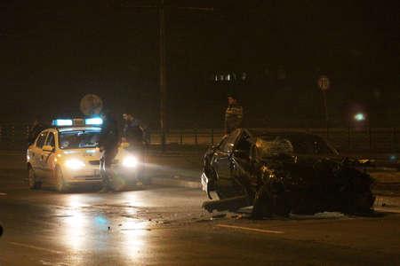incident: Incident, crash car