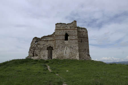 impregnable:  Invulnerable walls and advantageous location made fortress impregnable, location in village Matochina, Bulgaria