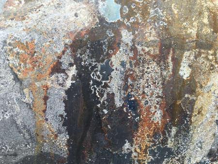 rusty: Corroded rusty metal Stock Photo