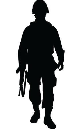 afghane: Soldat