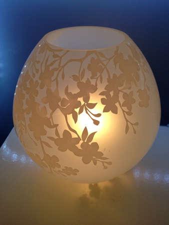 lampekap: Eenvoudige lampenkap