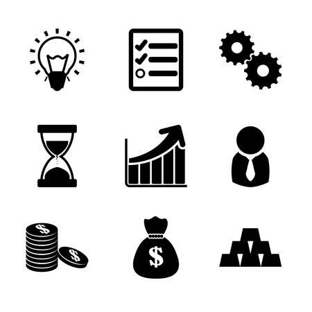 money graphic design , vector illustration Vector