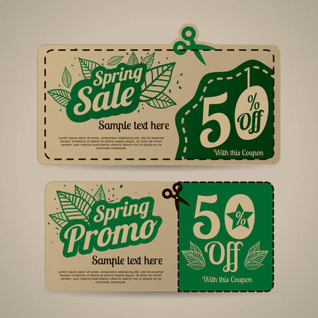 sale icons: spring sale design, vector illustration eps10 graphic