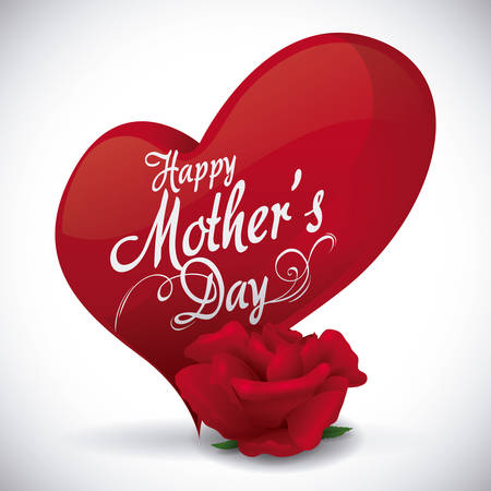 mother: mothers day design, vector illustration  graphic Illustration