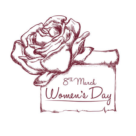 womens work: womens day design, vector illustration  graphic