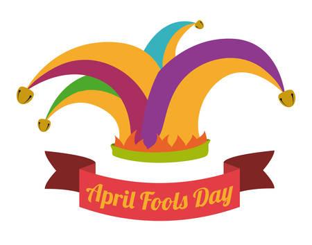 april: April fools day design