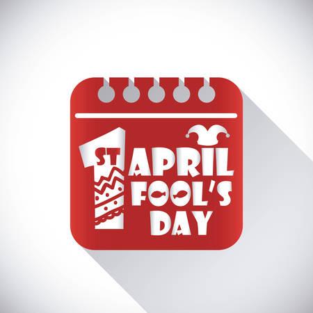 pranks: April fools day design