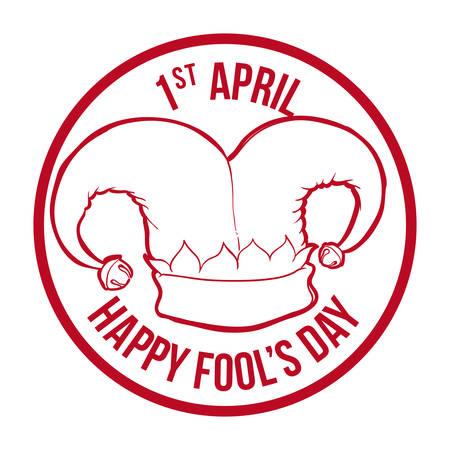 4월: April fools day design