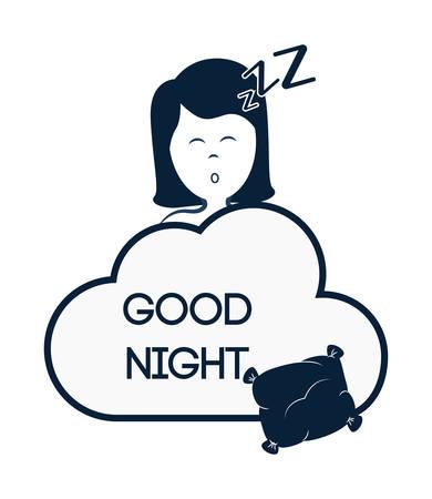 dreamer: Good Night digital design Illustration