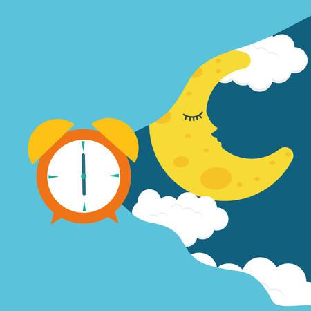 good night: Good Night digital design Illustration
