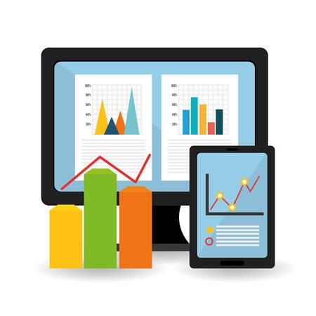 info chart: Business statistics design