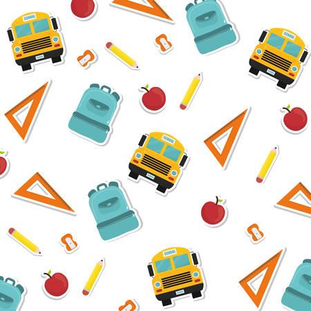 utiles escolares: Volver a la escuela de diseño