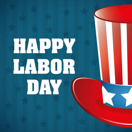 labour: Labor day design