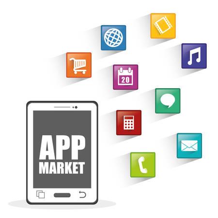 mobile app: Mobile app design