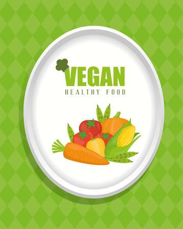 vegan: Vegan food design.