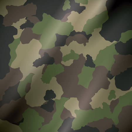 commando: Military camouflage design, vector illustration eps 10. Illustration