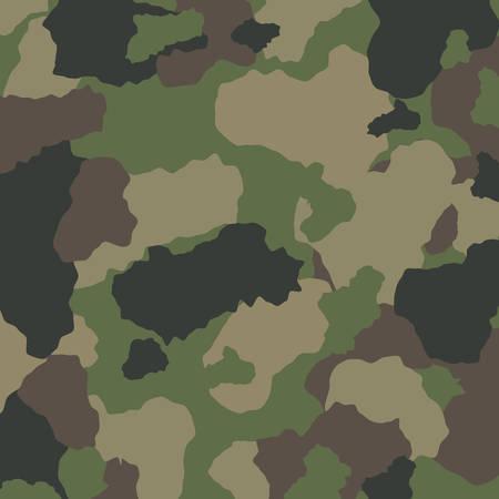 Military camouflage design, vector illustration eps 10. 矢量图像