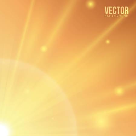 Sun rays design, vector illustration eps 10.