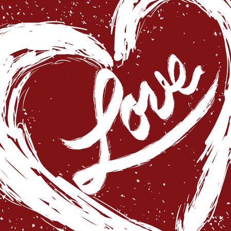 love card: Love card design, vector illustration eps 10.